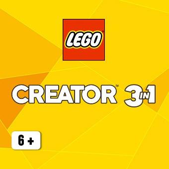 LEGO® Creator 3 en 1