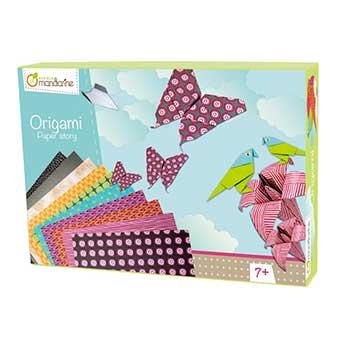Coffrets Origami