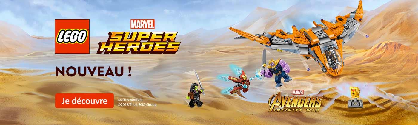 LEGO AVENGERS MARVEL