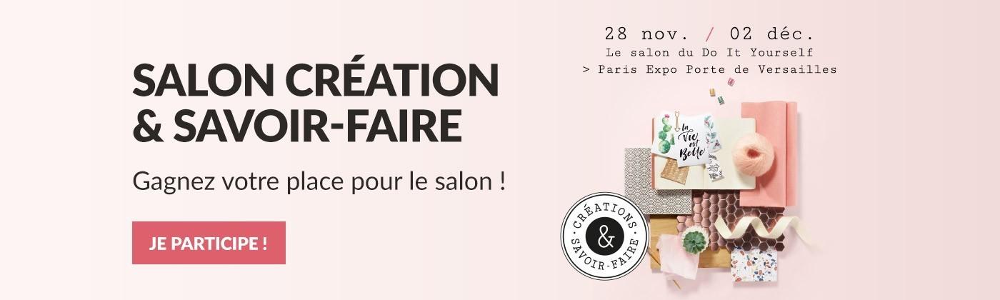 Cultura, partenaire du Salon Création & Savoir-faire