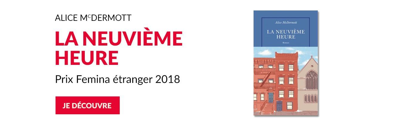 Prix Fémina étranger 2018