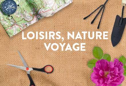 Loisirs - Nature - Voyage