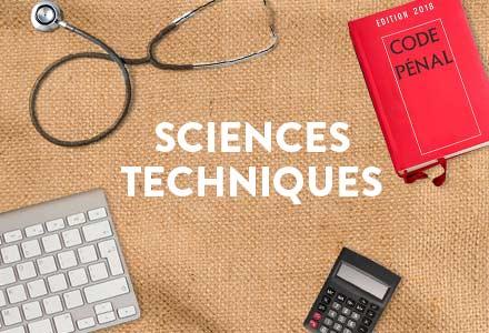 Sciences techniques
