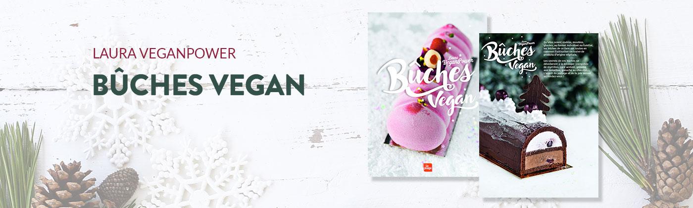 Bûches vegan