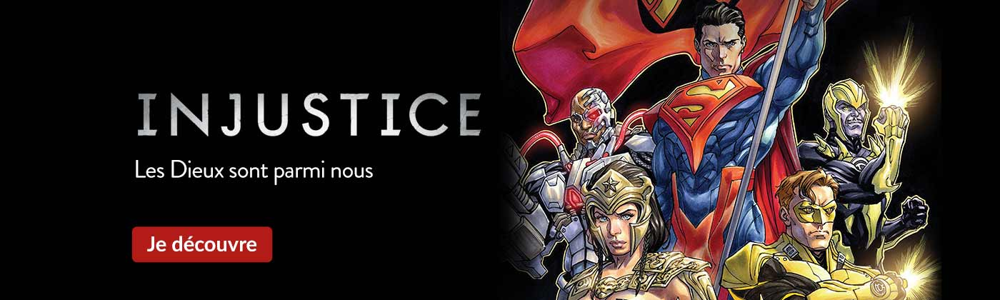 Injustice Tome 11 - Les Dieux sont Parmi Nous