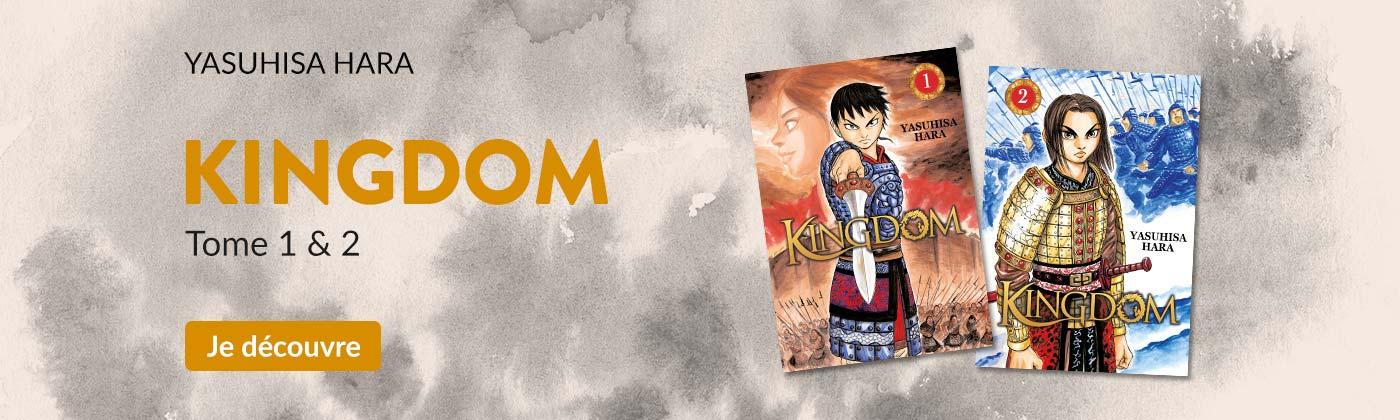 Kingdom - Tome 1 & 2