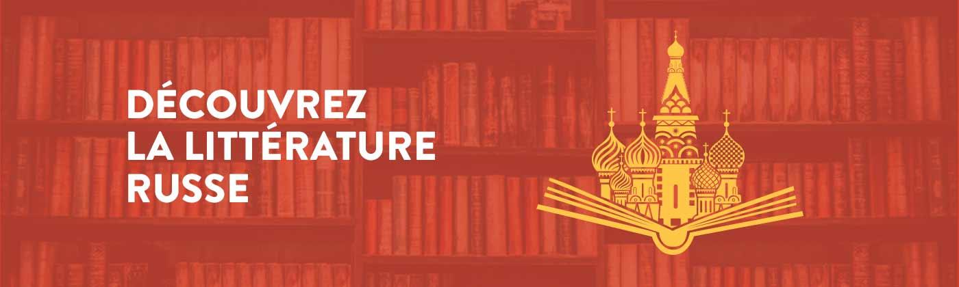 Découvrez la littérature Russe