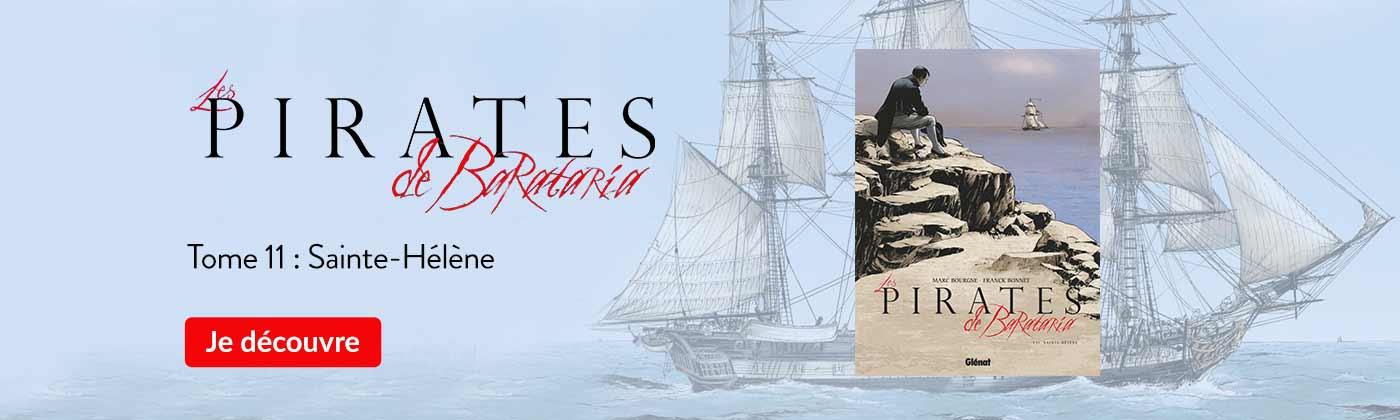 Les Pirates de Barataria Tome 11: Sainte-Hélène