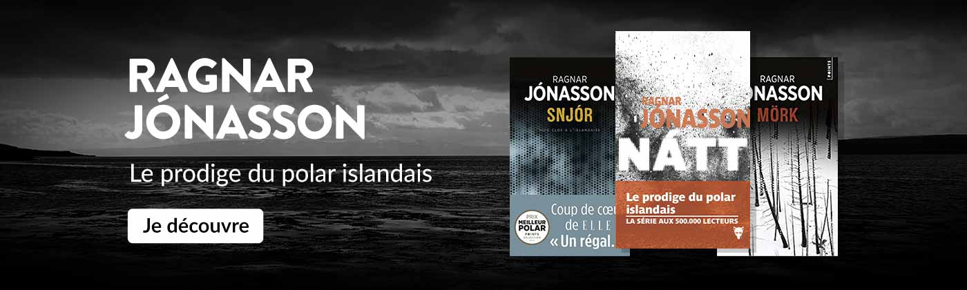 Ragnar Jonasson