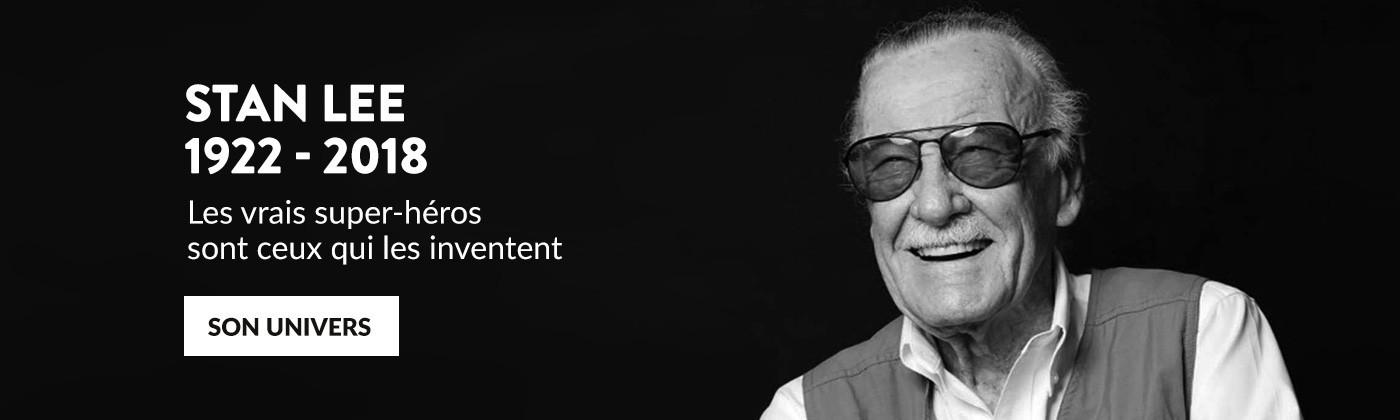 Hommage à Stan Lee