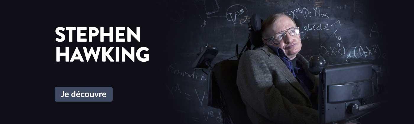 Hommage Stephen Hawking