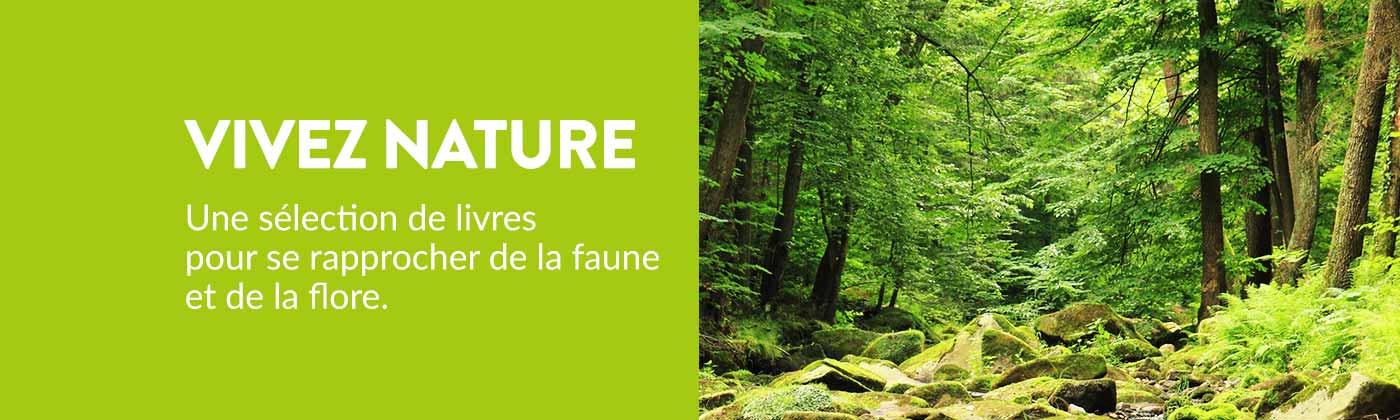 Vivez Nature: Sélection de Livres sur le Vivre Naturel