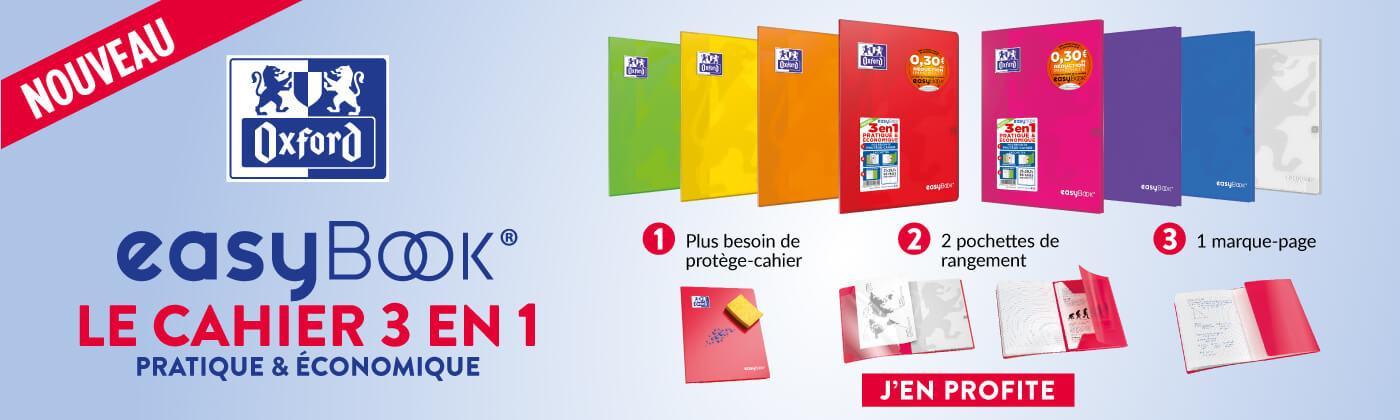 Cahiers Easybook