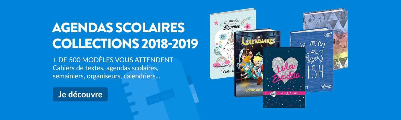 agenda 2018 2019 vans