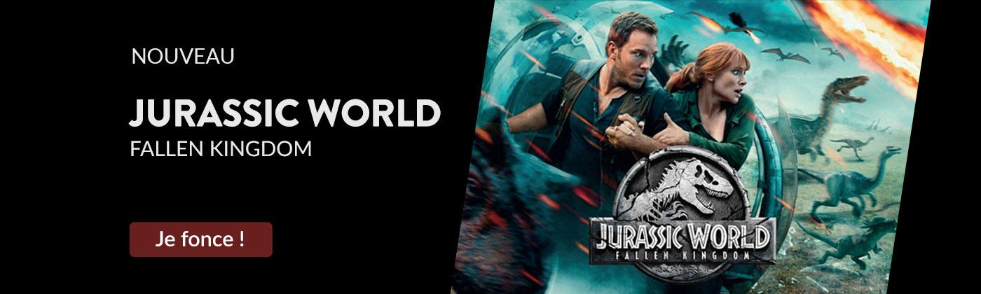 Jurrasic World : Fallen Kingdom