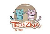 Téo et Zina