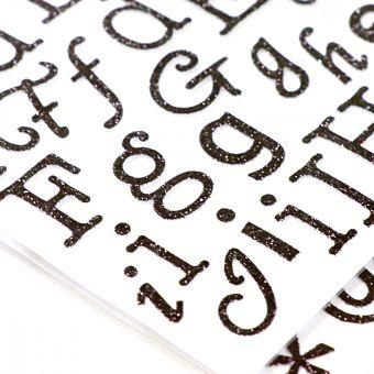 Alphabets - Chiffres